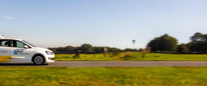 Supersnel rijbewijs Nijmegen behaald